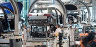 VW stetzt auf Elektromobilität: Sachsen fährt elektrisch