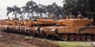Kommentar Deutsche Panzer in Syrien: Waffenexport konsequent verharmlost