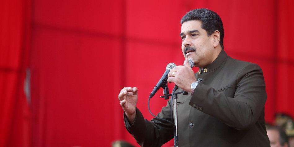 Präsidentschaftswahl in Venezuela wird vorgezogen