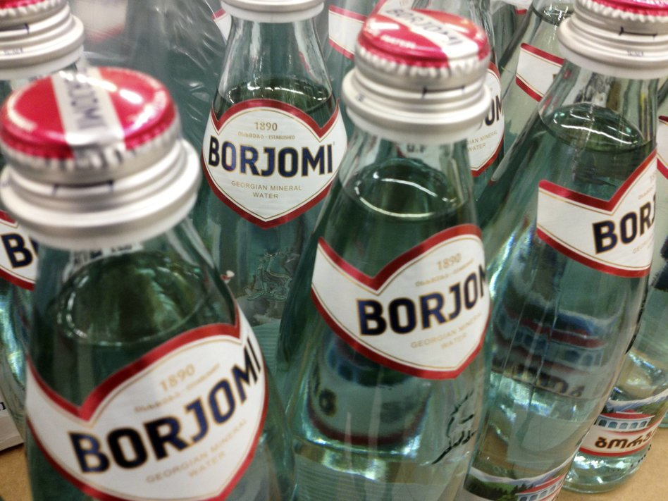 frische brise mineralwasser