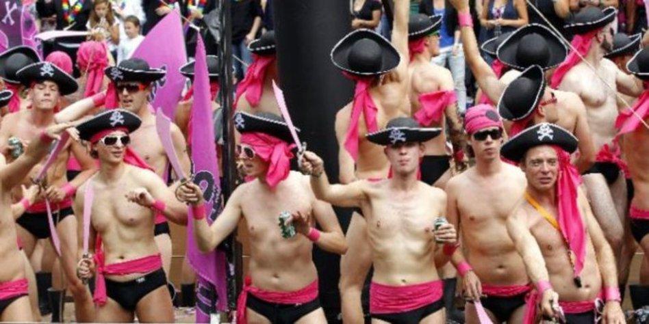Schwule asiatische Armee