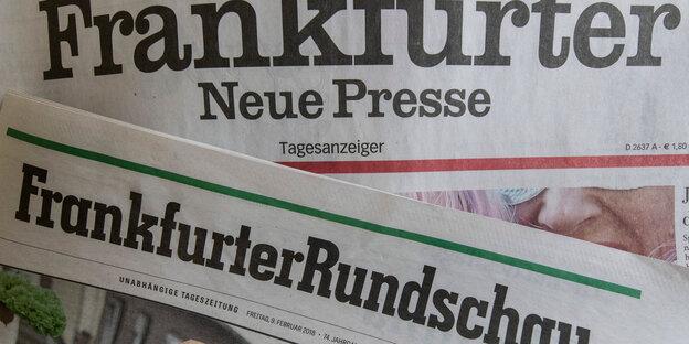 Frankfurter Rundschau - taz.de
