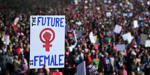 Feminismus Protest