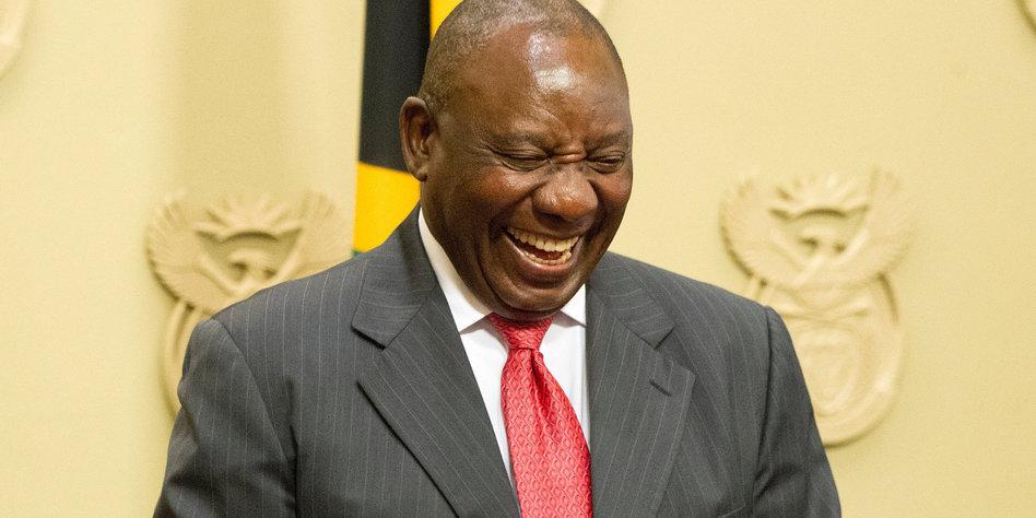 präsidenten von südafrika