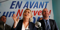 "Rechtsextremer Front National: Konkurrenz durch ""Patrioten"""