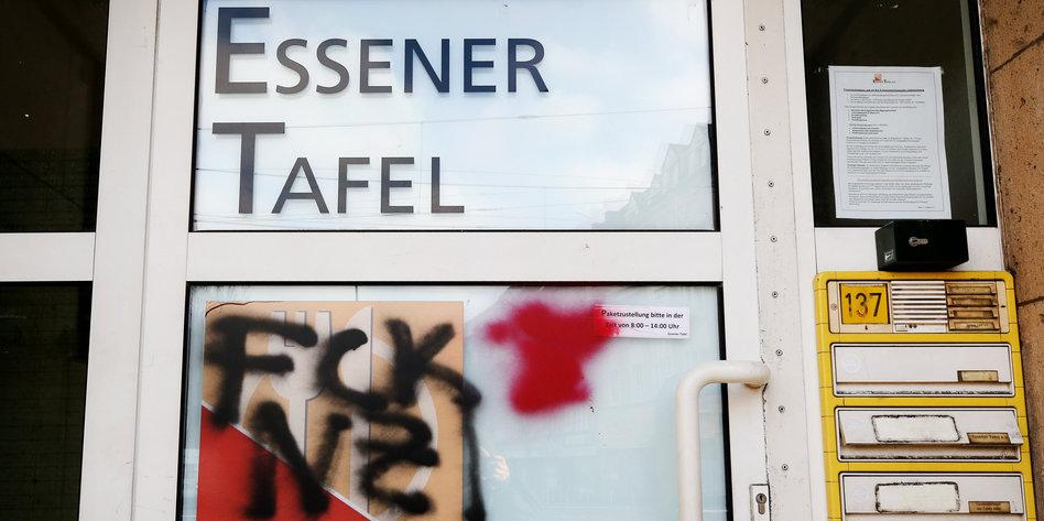 asylanten fressen deutsche sozialsystem auf