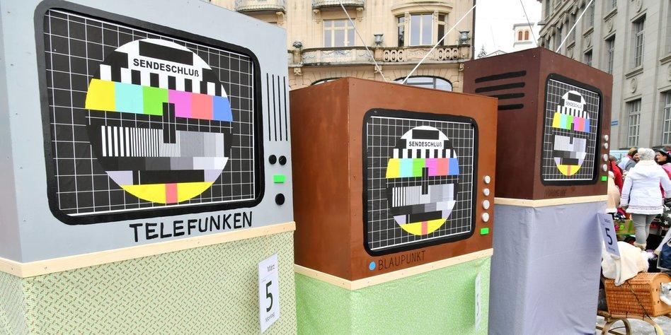 Schweizer stimmen über Rundfunkbeitrag ab