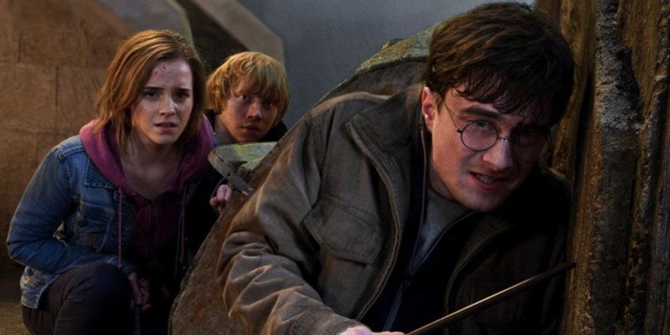 Letzter Harry Potter Film Nur Die Pinkelpause Vergangen Taz De