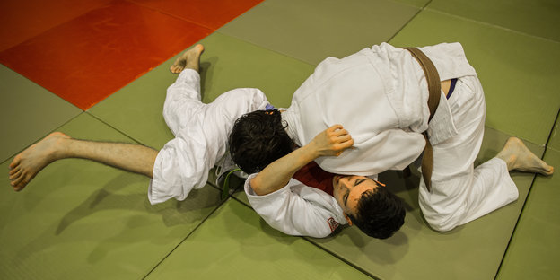 was bedeutet judo