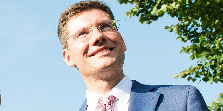 CDU-Politiker Hirte wird Ostbeauftragter