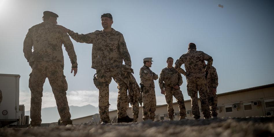Ausweitung der Einsätze im Irak und Afghanistan beschlossen