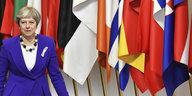 Fall des vergifteten Ex-Agenten Skripal: EU stellt sich hinter Großbritannien