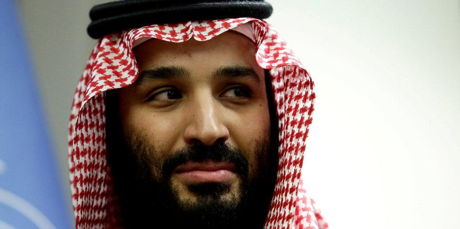 Saudischer Kronprinz