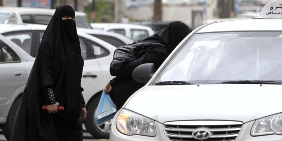 dürfen frauen in saudi arabien auto fahren