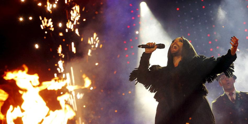 Zweites Outing von Conchita Wurst: So beendet man Aids