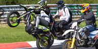 Motorrad-Bilanz vom Wochenende: Die Sonne scheint, Biker sterben