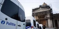 Gericht zu mutmaßlichem Paris-Terrorist: 20 Jahre Haft für Schießerei
