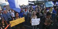 Proteste gegen Regierung in Nicaragua: Taktischer Rückzug