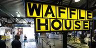 Rassismus in US-Gastronomie: Polizeizugriff im Waffle House