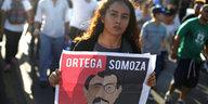 Politische Krise in Nicaragua: Tausende protestieren gegen Ortega