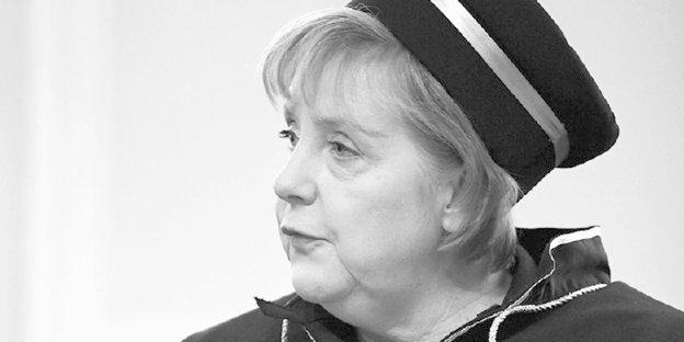 Angela Merkel Doktortitel