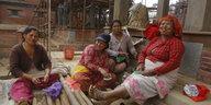 Drei Jahre nach dem schweren Erdbeben: Verspäteter Neustart in Nepal