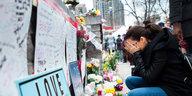 Tatmotiv-Suche nach Angriff in Kanada: Vor allem Frauen unter den Opfern