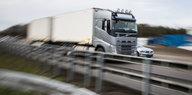Nächtliche Solidaritäts-Aktion in Detroit: Lkw-Fahrer verhindern Suizid