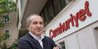 """""""Cumhuriyet""""-Prozess in der Türkei: Lange Haftstrafen für Mitarbeiter"""