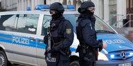 Sachsens geplantes Polizeigesetz geleakt: Granaten, Maschinengewehre, Taser