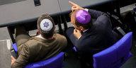 Israeldebatte im Bundestag: Oberflächlicher Konsens