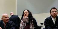 Plädoyer der Verteidigung im NSU-Prozess: Zehn Jahre für Zschäpe gefordert