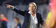 Neue Fußball-Bundestrainerin: Martina Voss-Tecklenburg soll's richten