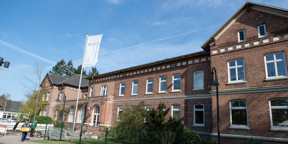 Psychiatrie Hamburg Ochsenzoll