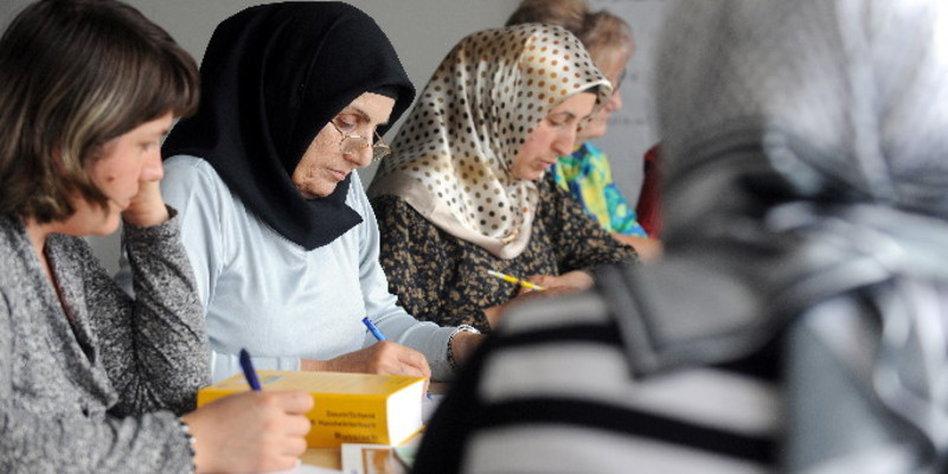 integrationsprobleme bei migranten