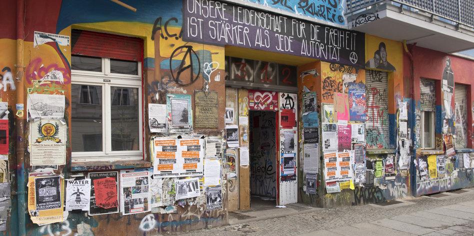 Rigaer 94 Berlin