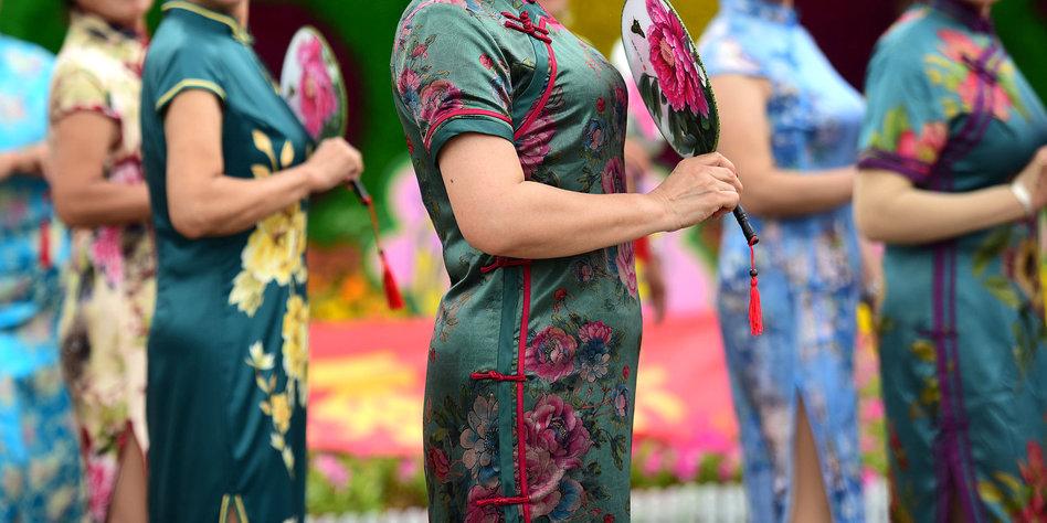 Kulturelle Aneignung beim ESC: Einmal Exotik zum Anziehen, bitte ...
