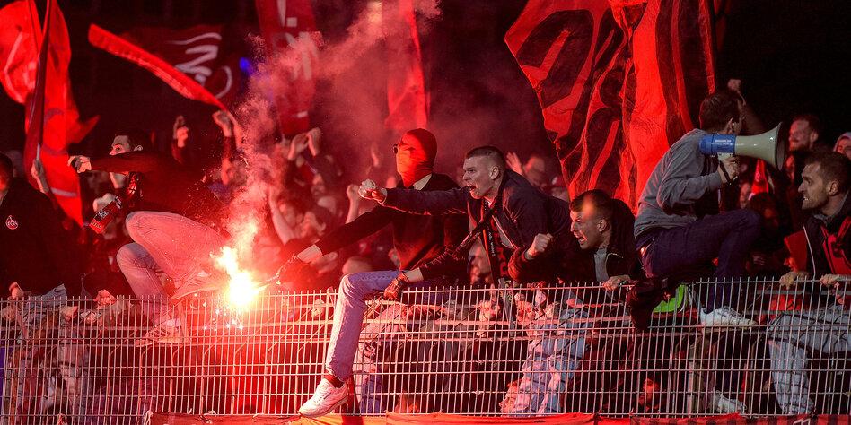 Relegationsspiel Kiel