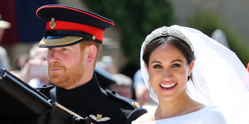 Berichterstattung über Royal Wedding: Rassismus auf allen Kanälen ...