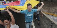 Nach der Wahl in Venezuela: Opposition sucht neues Bündnis