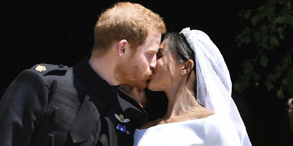 Zdf Zur Royal Wedding Ubertragung Exotisch Ist In Ordnung Taz De
