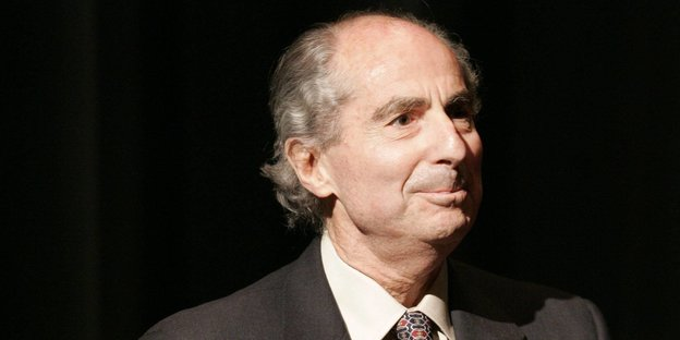US-Autor Philip Roth