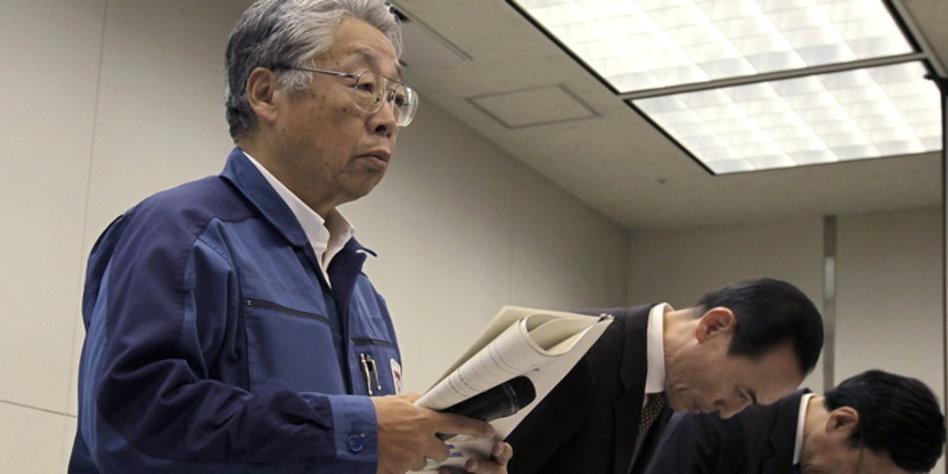 atomunfall in japan gro e show mit wenig worten