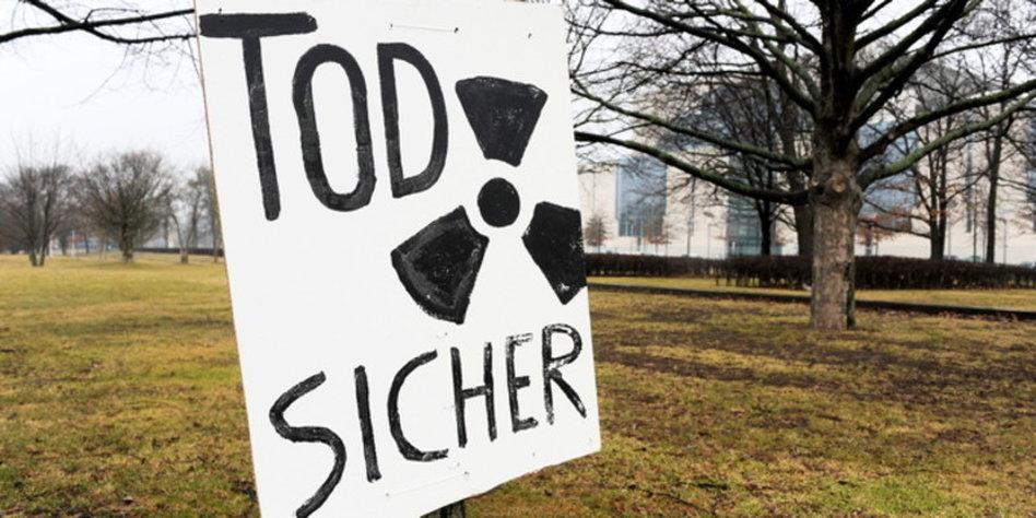 anti atom aktionen in deutschland proteste wie nach tschernobyl. Black Bedroom Furniture Sets. Home Design Ideas