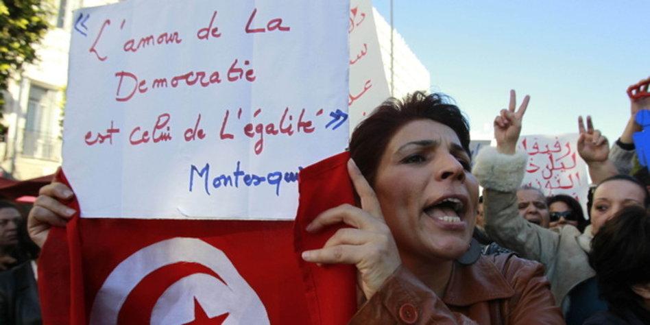 Tunesische frauen