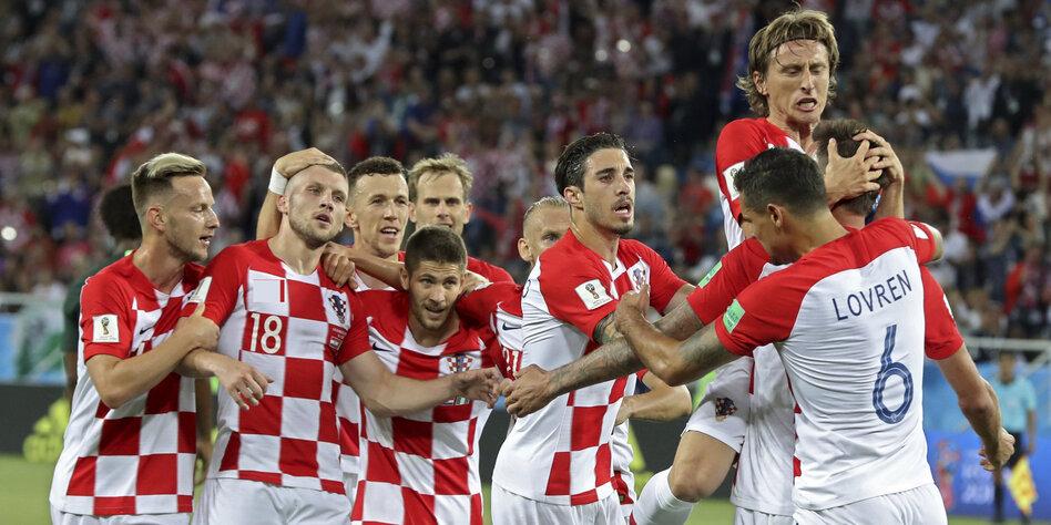 Kroatien Gruppe