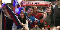 Russlands Team bei der WM: Misstrauen und Mut
