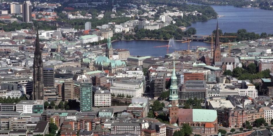 Der Stadt Hamburg gentrifizierung in hamburg in der stadt wird es eng taz de