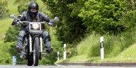 Amtliche Lärmchecks von Motorrädern: Nur eins von Tausenden geprüft