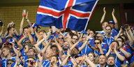 Kolumne Russia Today: Von Isländern kämpfen lernen